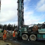 Drilling of the Geothermal Wells